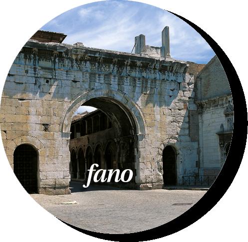Villa Borromeo _ Dove siamo Fano