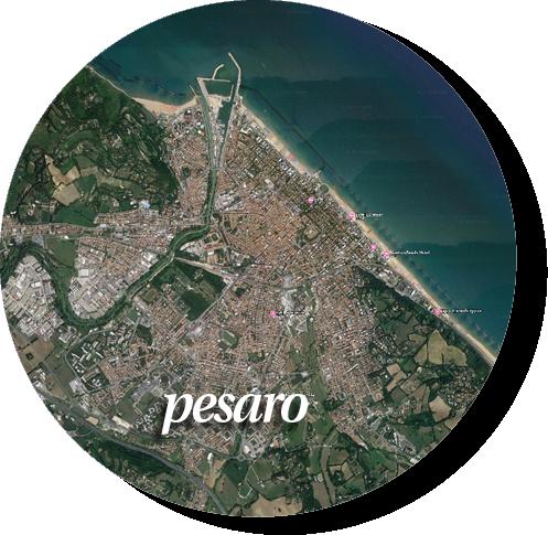 Villa Borromeo _ Dove siamo Pesaro