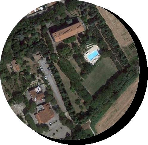 Villa Borromeo _ Dove siamo