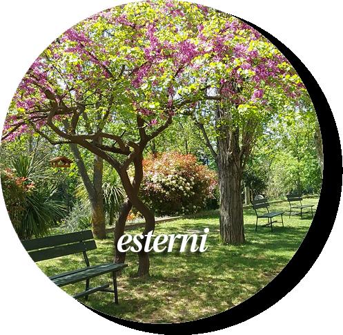 Villa Borromeo _ Esterni