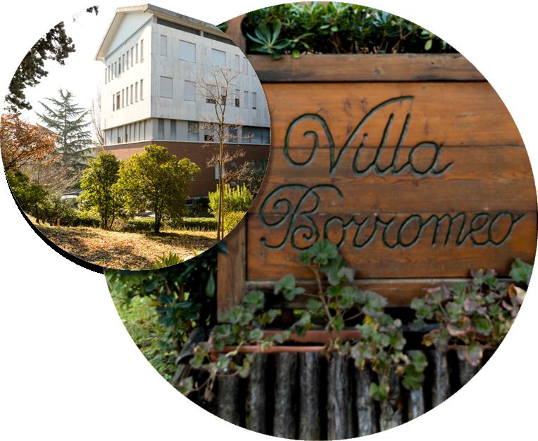 Villa Borromeo _ Ospitalità nel verde a due passi dal mare 3