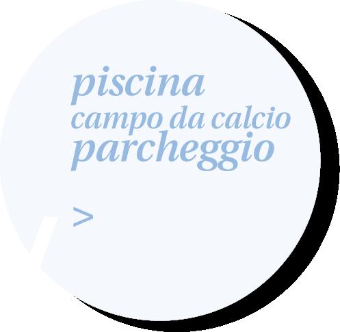 Villa Borromeo _ Piscina, campo da calcio, parcheggio
